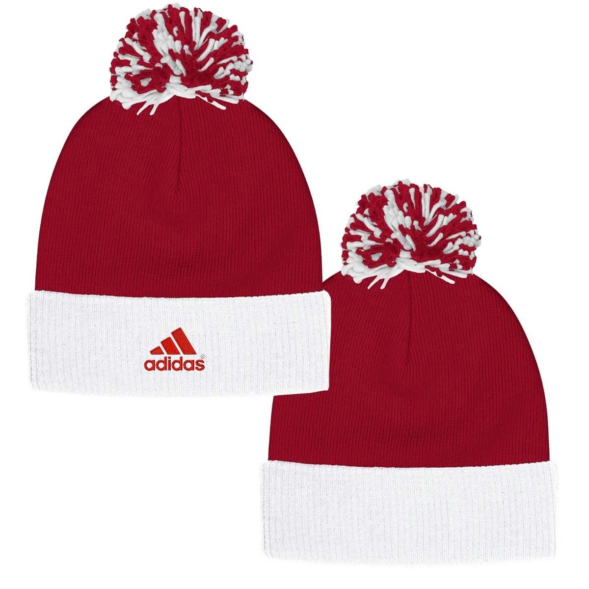 173ae45174e Adidas Cuffed Pom Beanie Hat-A80-508