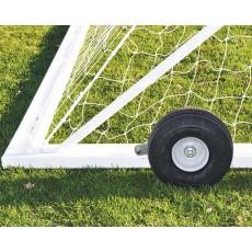 Jaypro Set of 4 Nova Soccer Goal Wheel Kit (fits 1 goal), NSGWK