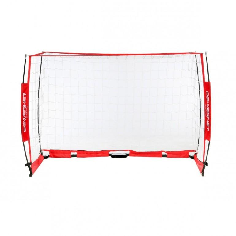 Powernet 2m X 3m Pop Up Futsal Soccer Goal A12 506