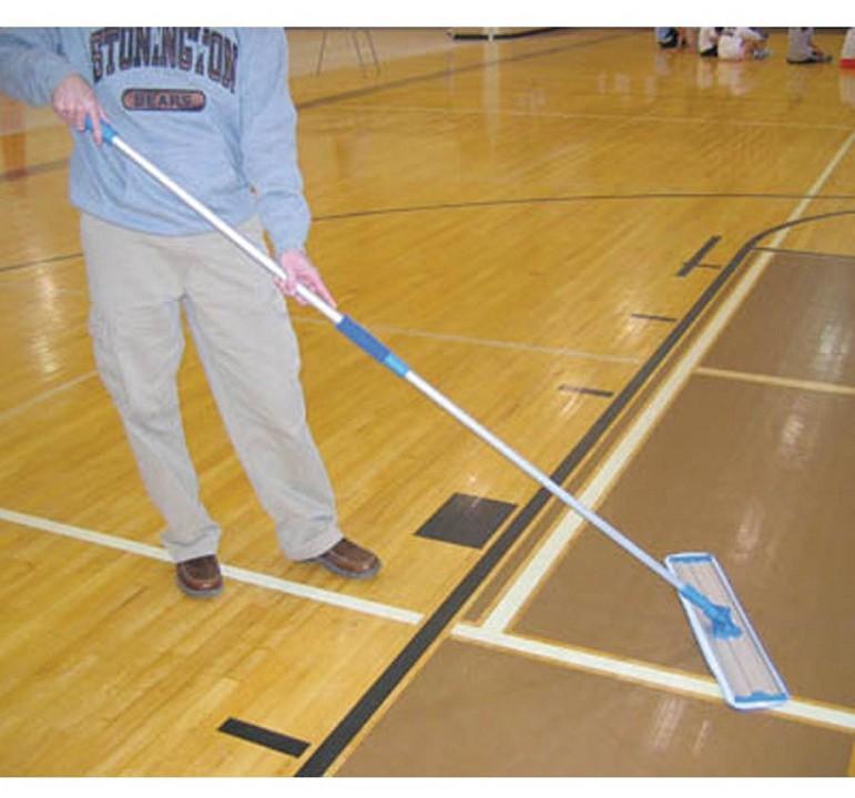 Court Clean Tkh110 24 Quot Key Clean Basketball Court Floor