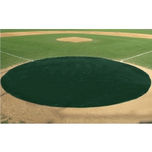 FieldSaver 20' diameter Home Plate Cover, VINYL