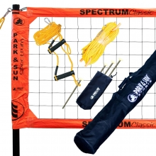 Park & Sun Spectrum Classic Outdoor Volleyball Net System