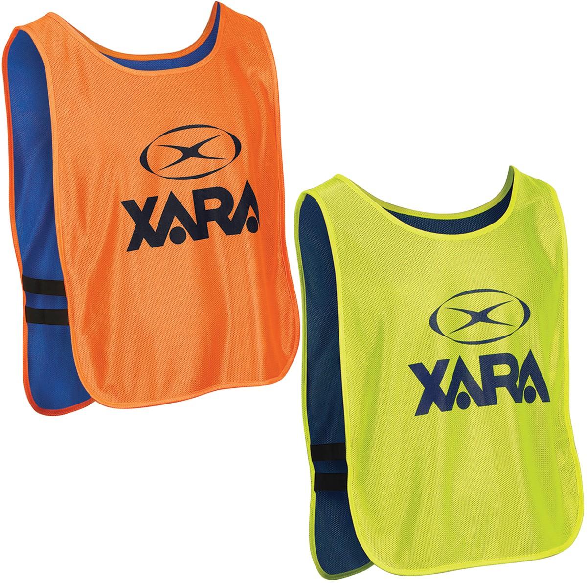 Xara Reversible Soccer Training Bib Pinnie Youth