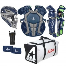 All Star Age 12-16 Youth System7 Axis Pro Catching Kit