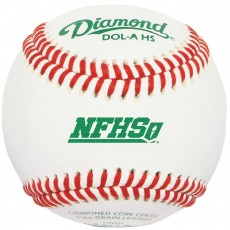Diamond DOL-A HS Baseball w/NOCSAE Stamp