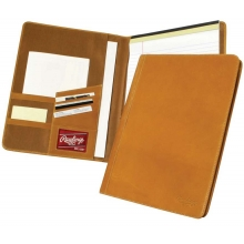 Rawlings Leather Portfolio Note Pad