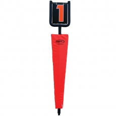 Fisher Flip Down Box Football Marker, 3002OR