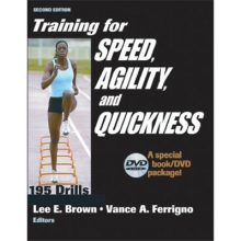 Training for Speed, Agility & Quickness, Book and Online Access