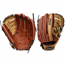 "Wilson 12.5"" A500 Youth All Positions Baseball Glove, WTA05RB19125"