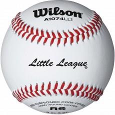 Wilson A1074BLL1 Little League Baseballs, dz