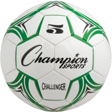 Champion Size 4 Challenger Soccer Ball, CH4