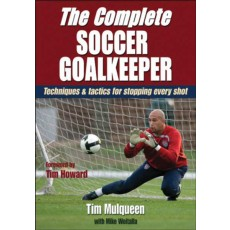 The Complete Soccer Goalkeeper, Book