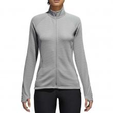 Adidas Women's Essentials Textured Full Zip