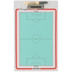 Champion Soccer Dry-Erase Coaching Board, CBSB