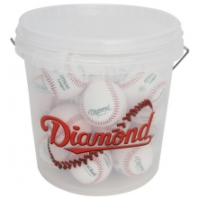 Diamond 2.5 Gallon Ball Bucket
