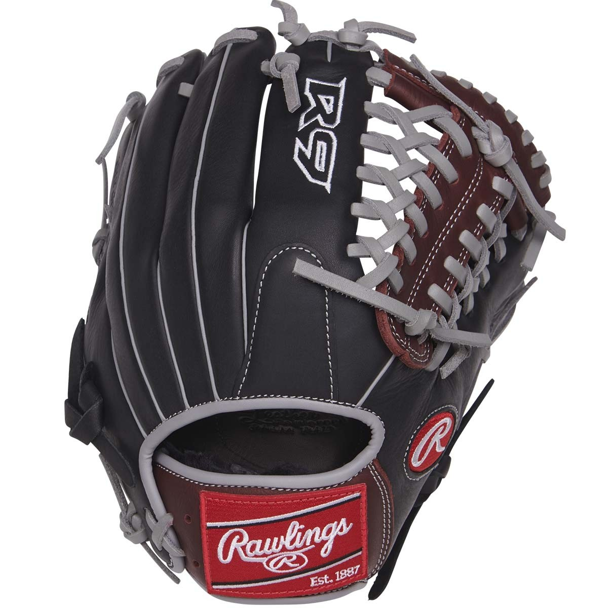 Rawlings 11 75 Quot R9 Infield Pitcher Baseball Glove R9205