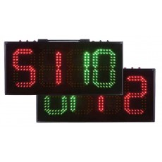 Ultrak DOUBLE-Sided LED Soccer Substitution Board
