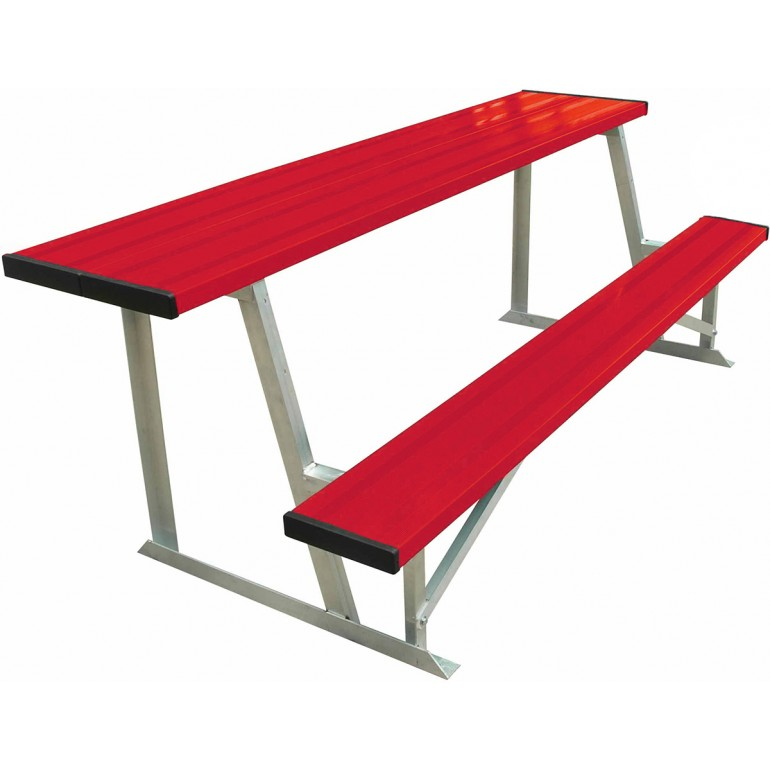 Pleasing 7 5 Portable Outdoor Powder Coated Scorers Table Bench Best08C Ocoug Best Dining Table And Chair Ideas Images Ocougorg