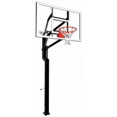 "Goalsetter All-American Signature Series Outdoor Basketball Unit w/ 38"" x 60"" Acrylic Board"
