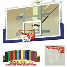 Bison Conversion Backboard, Rim & Padding Package