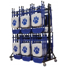 Fisher 36 Chair Storage Cart