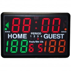 Trigon Battery Powered Multi-Sport Tabletop Scoreboard, SCORE2