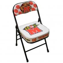 Fisher Edge Folding Sideline Basketball Chair, w/ Digital Print