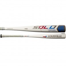 2019 Louisville Solo 619 -3 BBCOR Baseball Bat, WTLBBS619B3