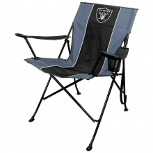 Oakland Raiders NFL Tailgate Chair