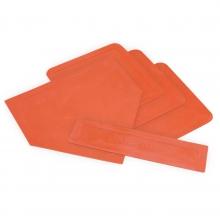 Champion Throw Down Rubber Base Set, Orange