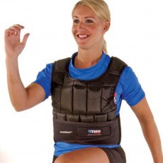 Power Systems 10 lb. VersaFit Weighted Training Vest, 13226-10