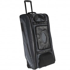 "Bownet Commander Wheeled Catcher's Equipment Bag, 38""x17""x12"""