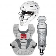Rawlings Velo ADULT NOCSAE Catcher's Gear Set