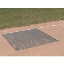 6' x 6' Baseball/Softball Infield Steel Drag Mat