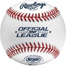 Rawlings RNF NFHS Baseballs, dz w/NOCSAE Stamp