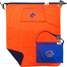 Wrapalap® All Weather Fleece Leg Blanket With Pockets - Boise State