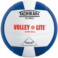 Tachikara SV-MN Volley-Lite Training Volleyball, COLORS