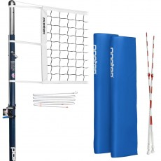"Porter Powr-Steel 3"" STANDARD Volleyball Net Package"