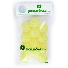Dura Fast 40 Outdoor Pickleball Balls, 12pk