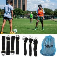 Soccer Innovations M-FB4 Flat Back 4 Training Belt