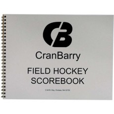 CranBarry Field Hockey Scorebook