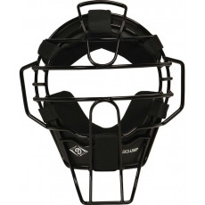 Diamond iX3 Ultra-lite Umpire Faceguard, Black