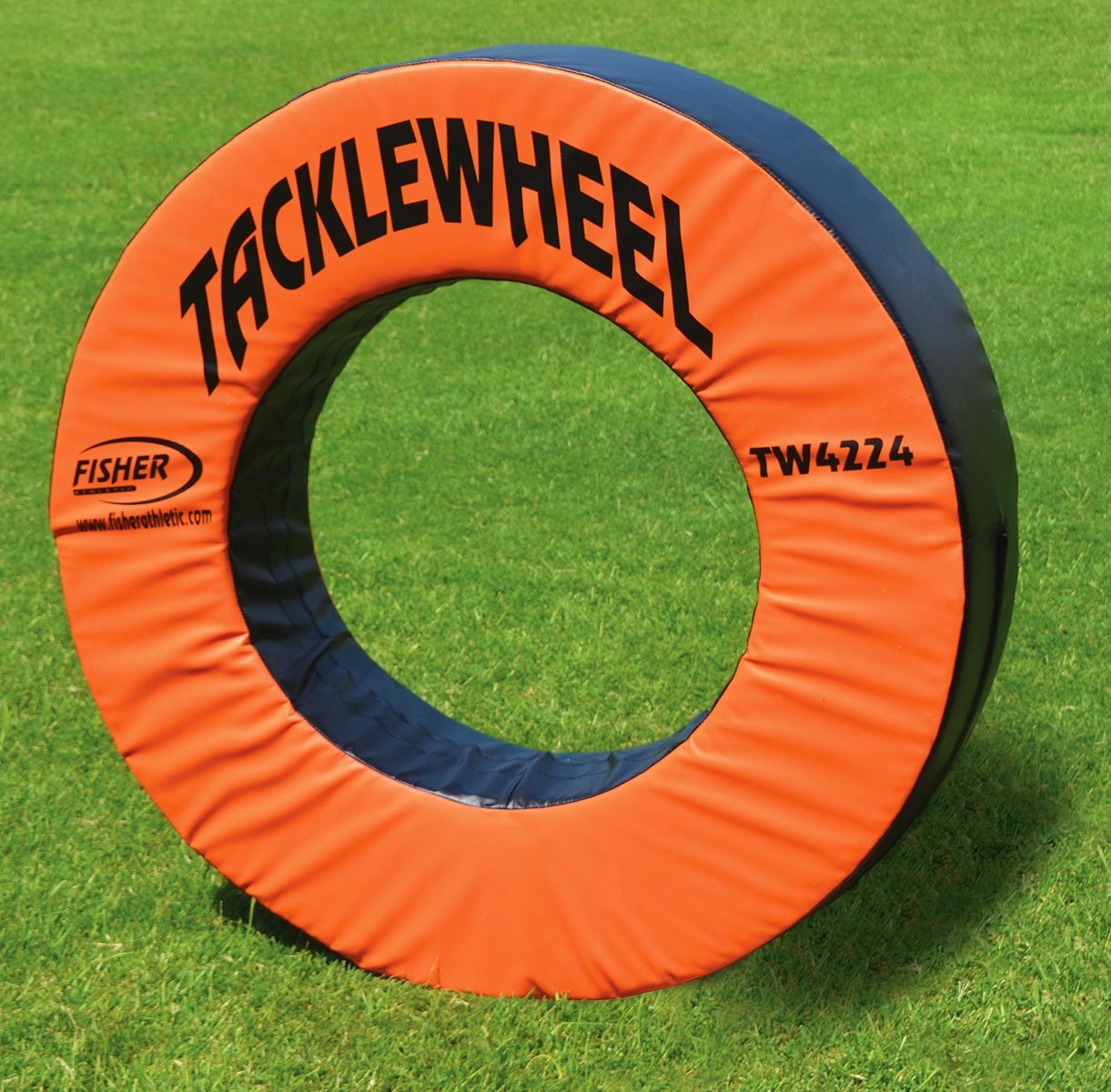 Fisher Tw4224 Football Tackle Wheel 42 Quot Diameter