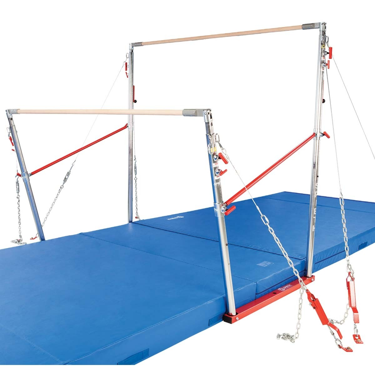 Spieth Performance Series 6 Cable All American Uneven Bars