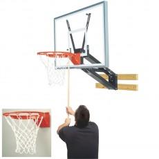Bison QuickChange Acrylic Basketball Wall Shooting Station