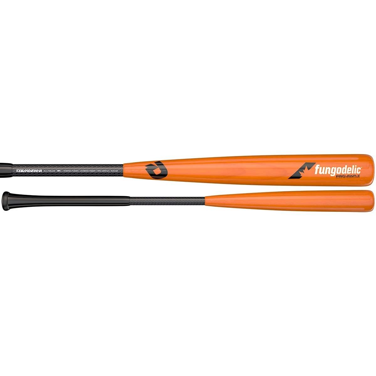 DeMarini Fungodelic Pro Maple Wood Composite Fungo Bat, WTDXFUNDE1835
