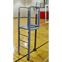 Bison CarbonMax Adjustable Padded Referee Stand, VB73A