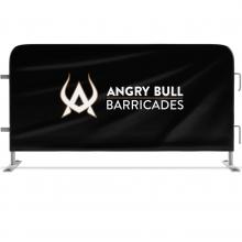 Angry Bull Angry Jacket Barricade Cover w/ Custom Artwork