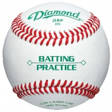 Diamond DBP Batting Practice Baseballs, dz