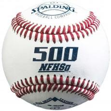 Spalding TF-500 Official NFHS Baseballs, dz w/NOCSAE Stamp